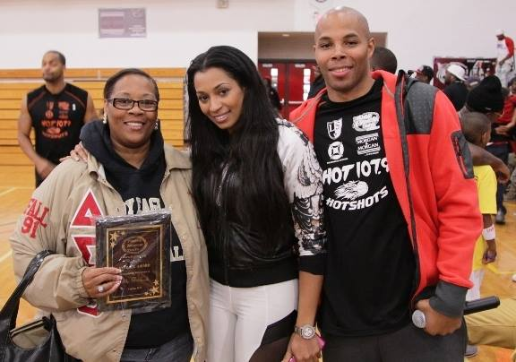 Reec, Karli Red & Teacher of The Year Ms. T-Shack