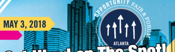 HIRING EVENT – 100,000 Opportunities Fair!