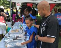 Free BBQ & Carnival- Reec Treats The City