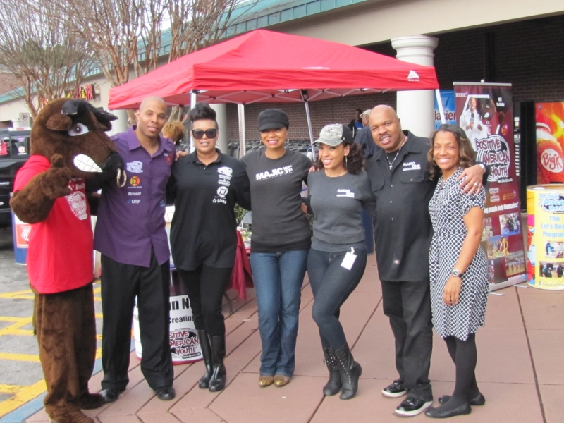 Ice The Bully, Reec, Carol Blackmon, Maria More, Hurricane Dave, MyRonda