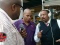 Chubb Rock, Reec  and SiMan Baby @ Food Drive
