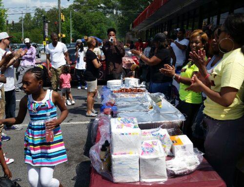 Free Community BBQ @ Central Park in Atlanta – Sunday July 13 @4pm