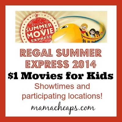 Summer Movie Express: