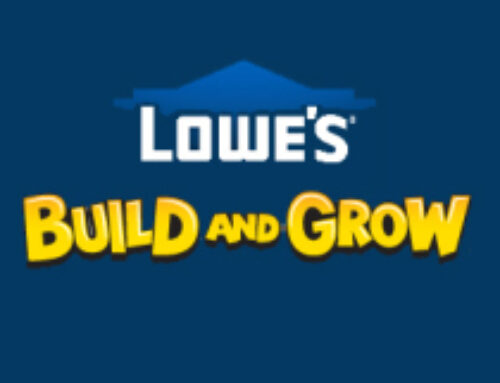 FREE Lowe's Build and Grow Clinic: Sheep Drop Game (June 28)