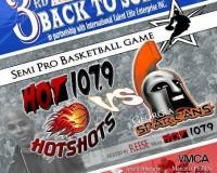 PayUsa, The Hot 107.9 Hotshots, Reec & GA Spartans Bring You A Celebrity Back 2 School Bash!