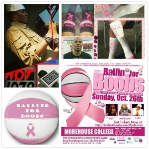Hot 107.9s REEC named Host of Ballin 4 Boobs!