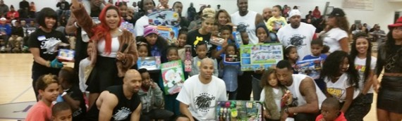 Hoopin For Tots A Huge Success!