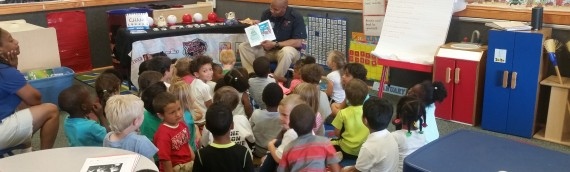 PAYUSA & Hot 107.9's Reec Promotes Literacy
