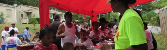 BBQ & Block Party To Promote Non Violence in Metro Atlanta