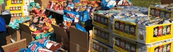Emergency Food Distribution for Homes With Children – Sunday 4/12