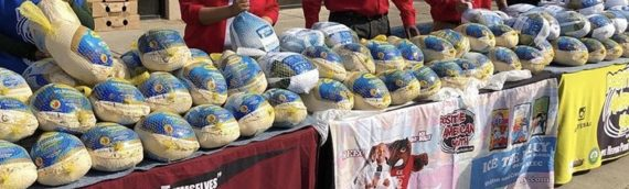 Atlanta Mayor Keisha Lance Bottoms Joins PAYUSA for Big Turkey Distribution