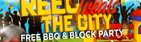 FREE BBQ AND BLOCK PARTY WITH GAMES TRUCKS & MORE – 6/30/19