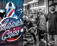 Clippers & Cops at ProFRESHional Cuts Barbershop! Free Food