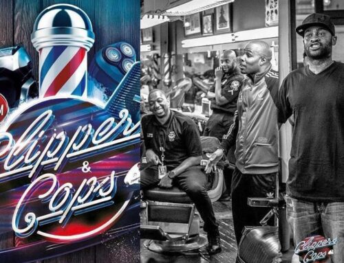 Clippers & Cops is LIVE and We Are Bringing The Cops To Our Community