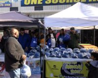 Another Successful Turkey Give Away In The Books!